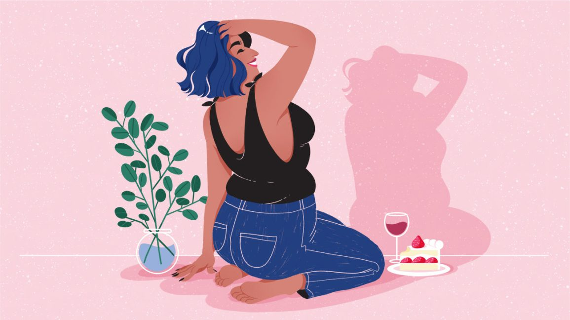 What I Gained When I Stopped Trying to Lose Weight