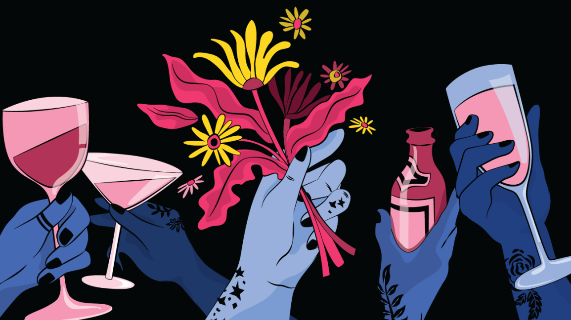 On Giving Up Alcohol to Love My Body