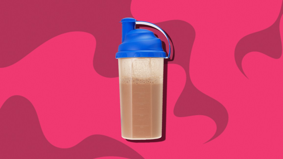Protein shakes and weight loss