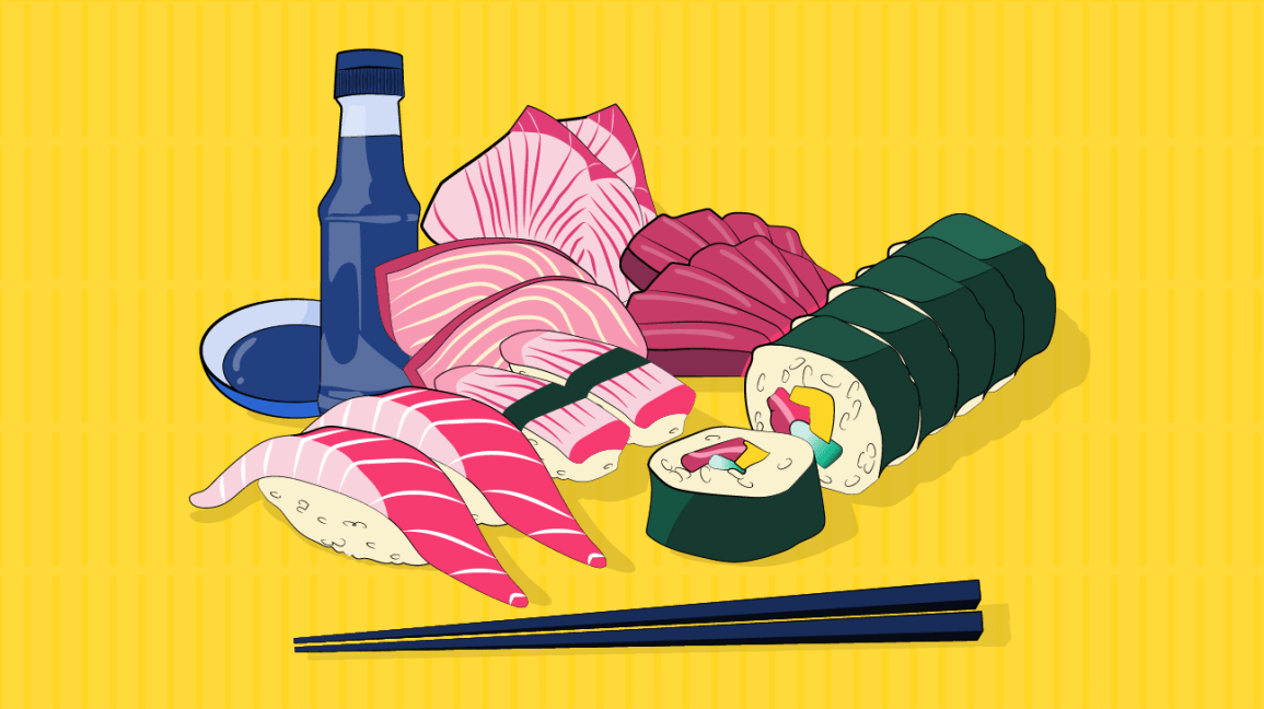 Sushi For Beginners Terminology Etiquette And How To Order