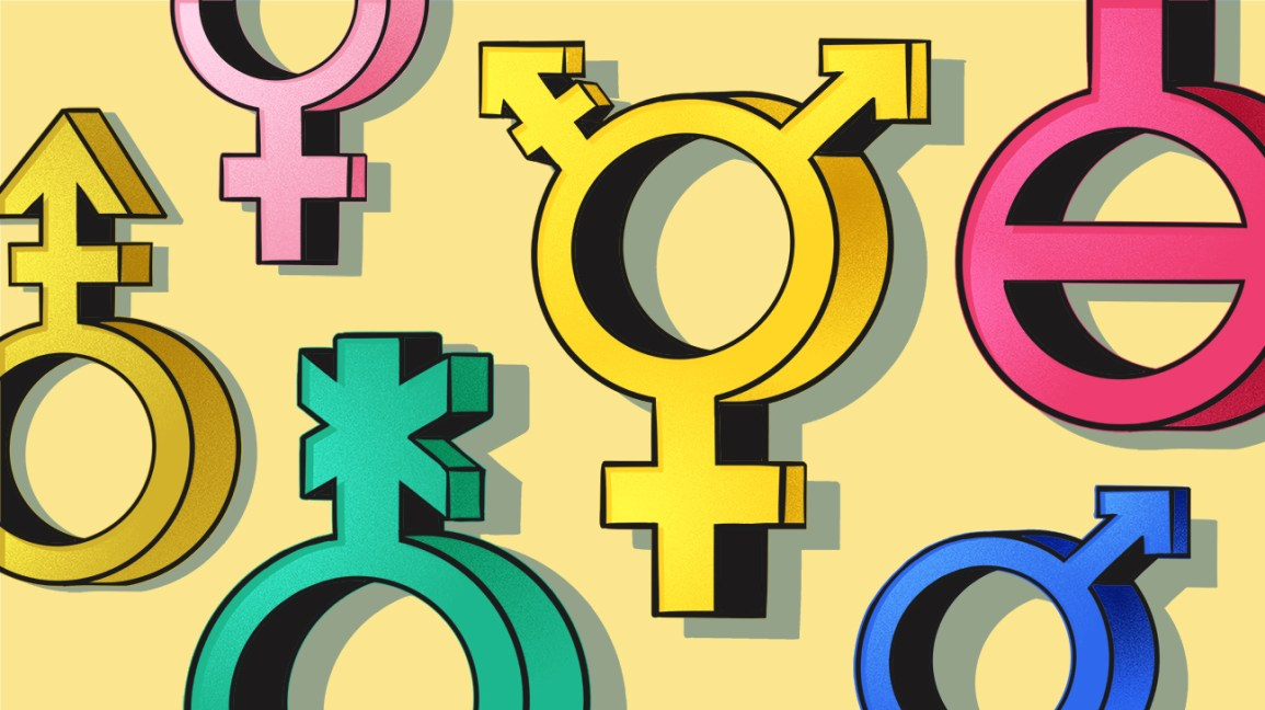 Binary meaning non transgender Understanding Non