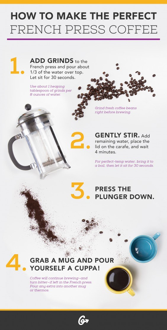 The Perfect French Press Coffee 9 Simple Steps