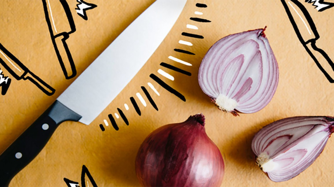 How to Cut Onions Without Crying: We Tried 7 Methods