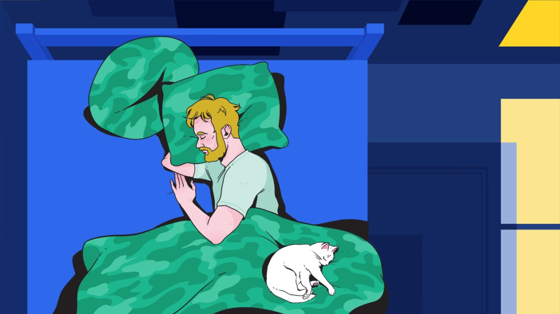 The Best Sleeping Positions