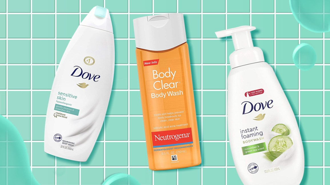 15 Best Body Washes For Dry Skin 2020 Choosing The One For You