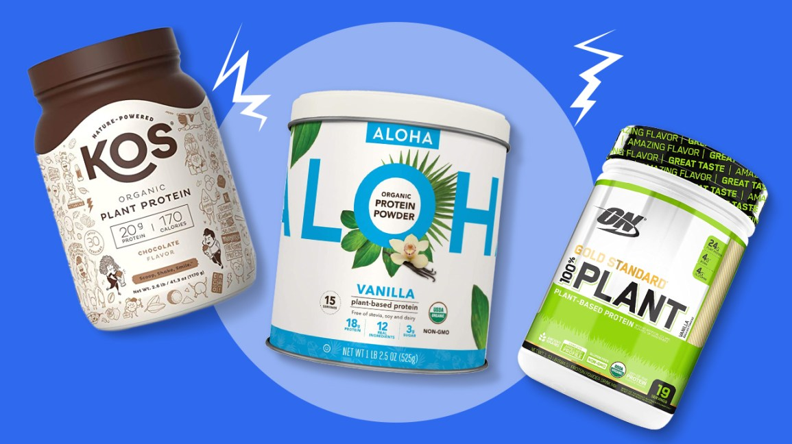 best plant protein powders