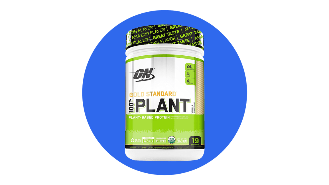 Optimum Nutrition Gold Protein Powder