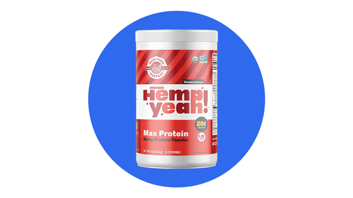 hemp yeah! protein powder