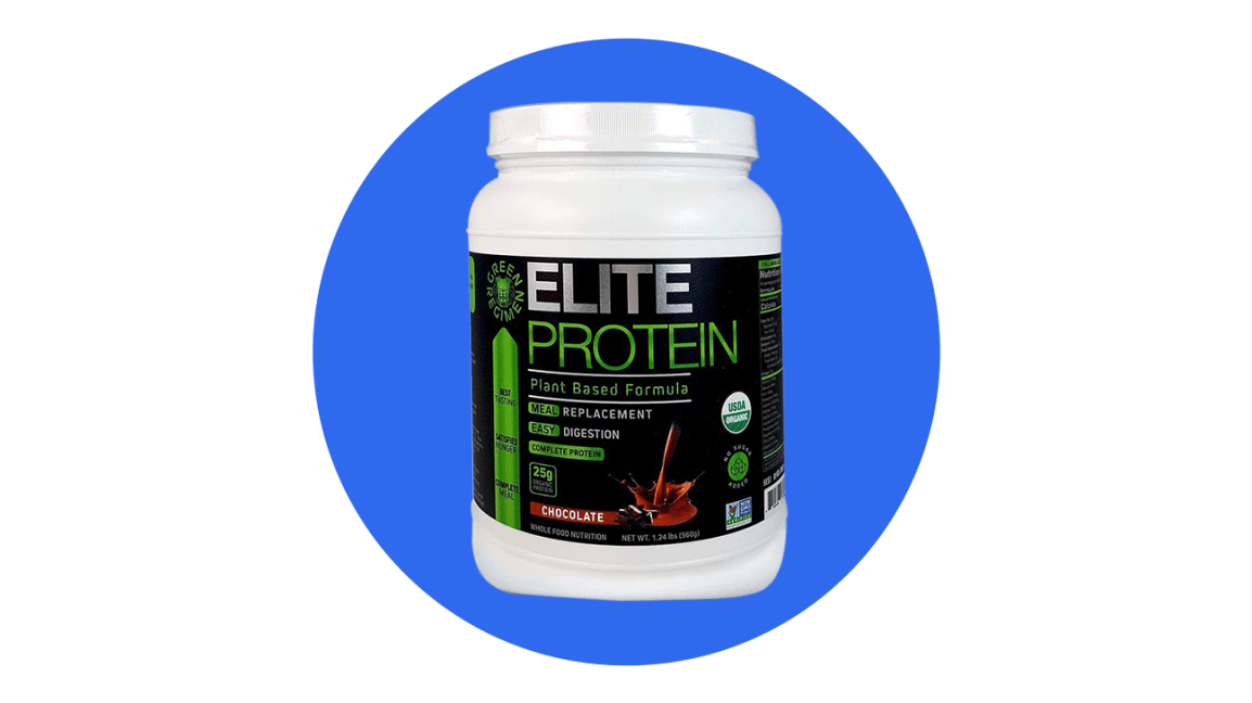 elite protein powder