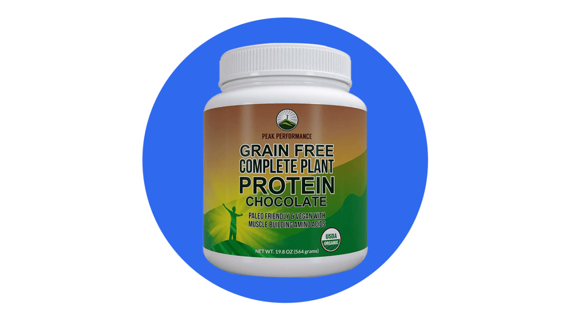 peak performance protein powder