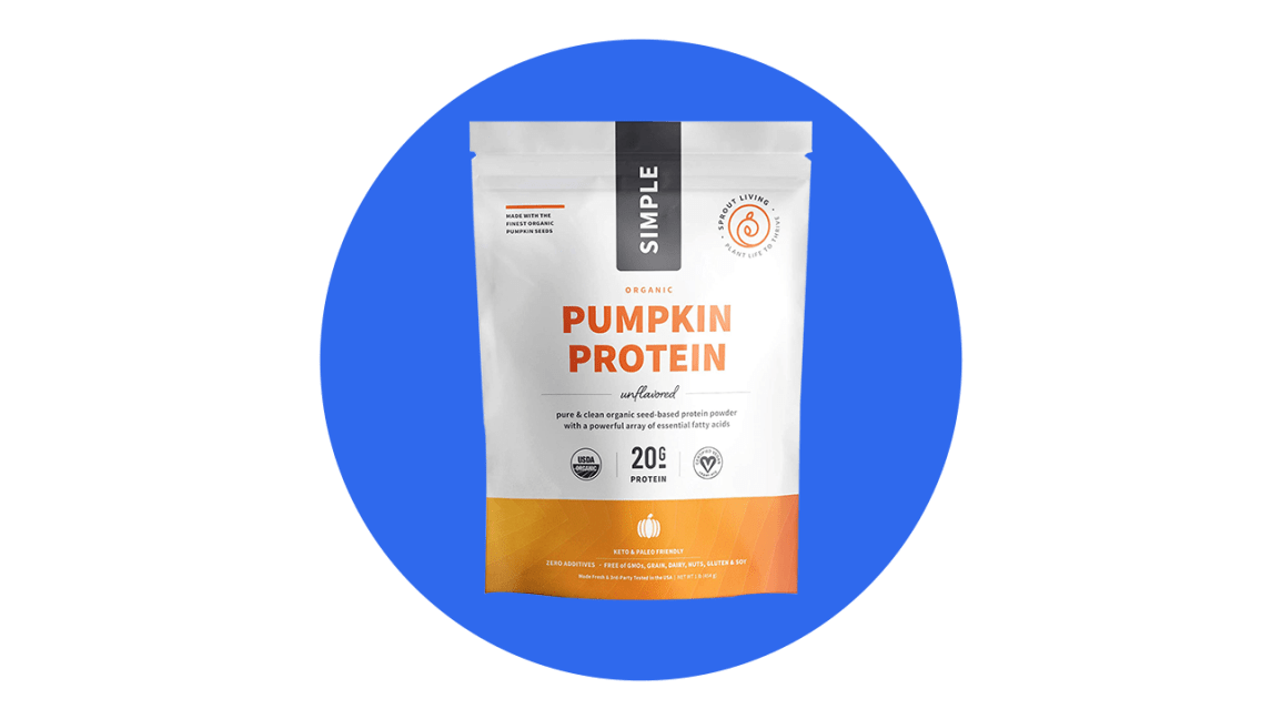 Sprout Living Simple Protein Powder