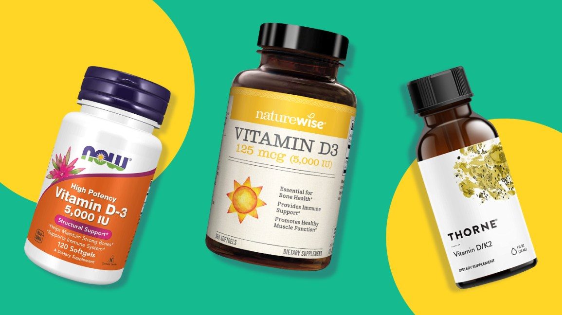 best vitamin d supplement