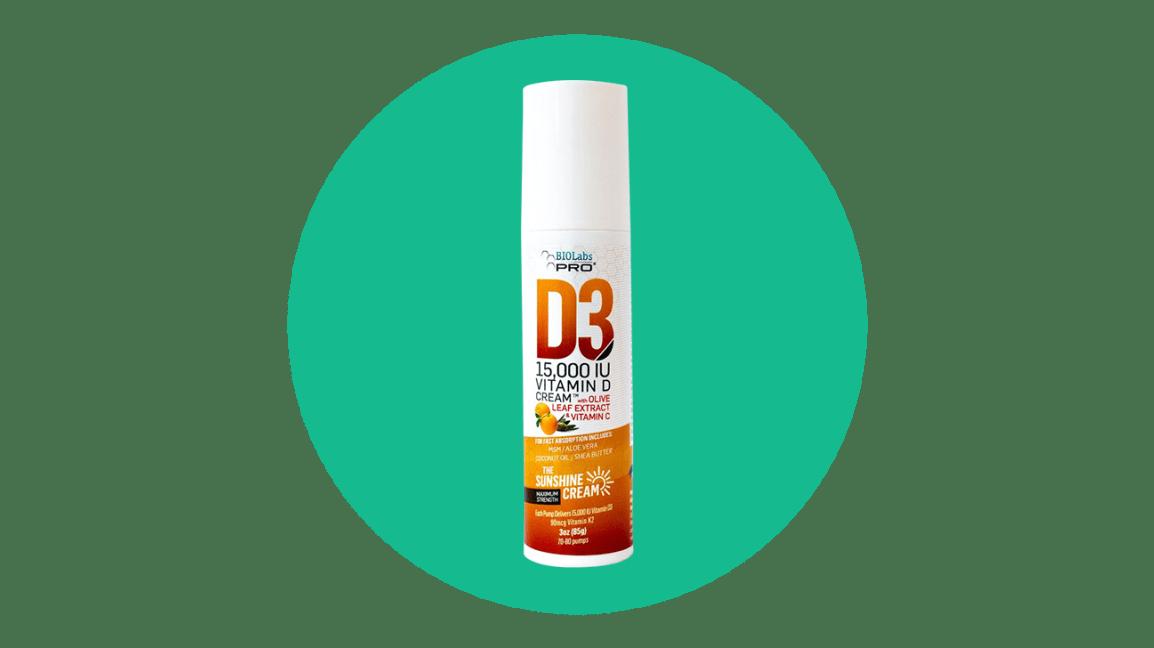 biolabs pro vitamin d cream