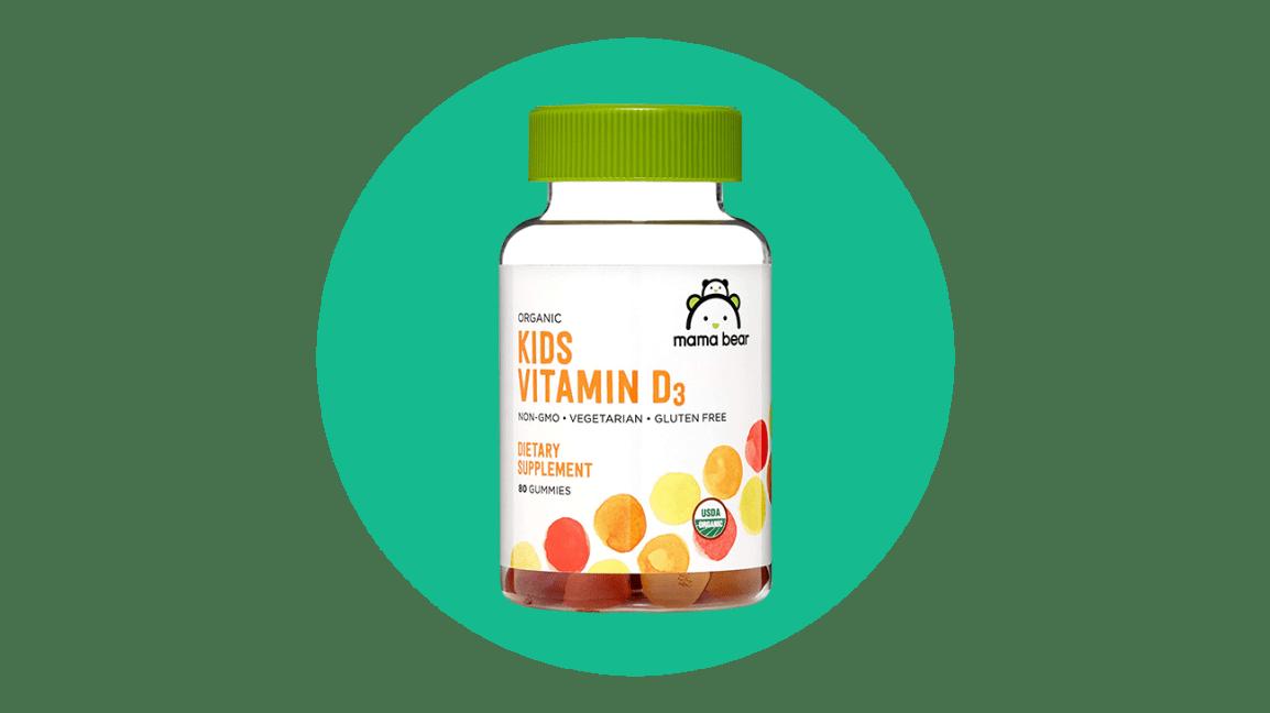 mama bear organics vitamin d gummies