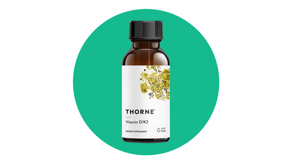 thorne vitamin k2 d liquid
