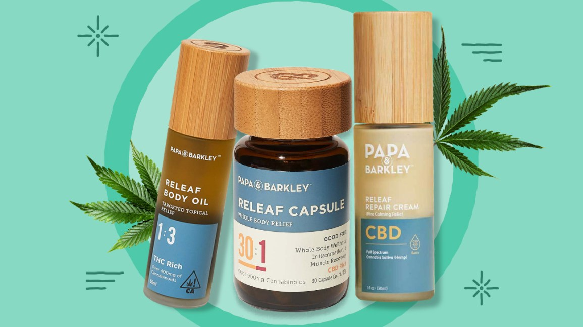 Best Papa and Barkley Full Spectrum CBD Products