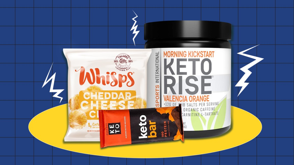Best keto pre-workout supplements and snacks of 2020