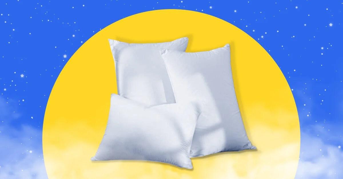 9 best down pillows 2021