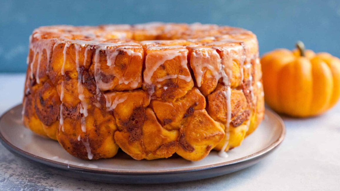 pumpkin gruyere monkey bread