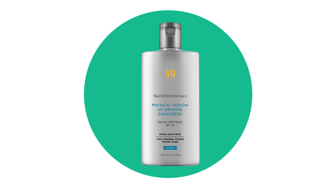 SkinCeuticals best sunscreen for sensitive skin