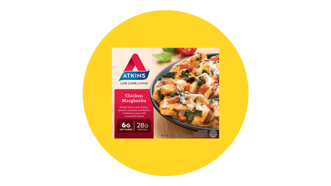 keto frozen meals atkins