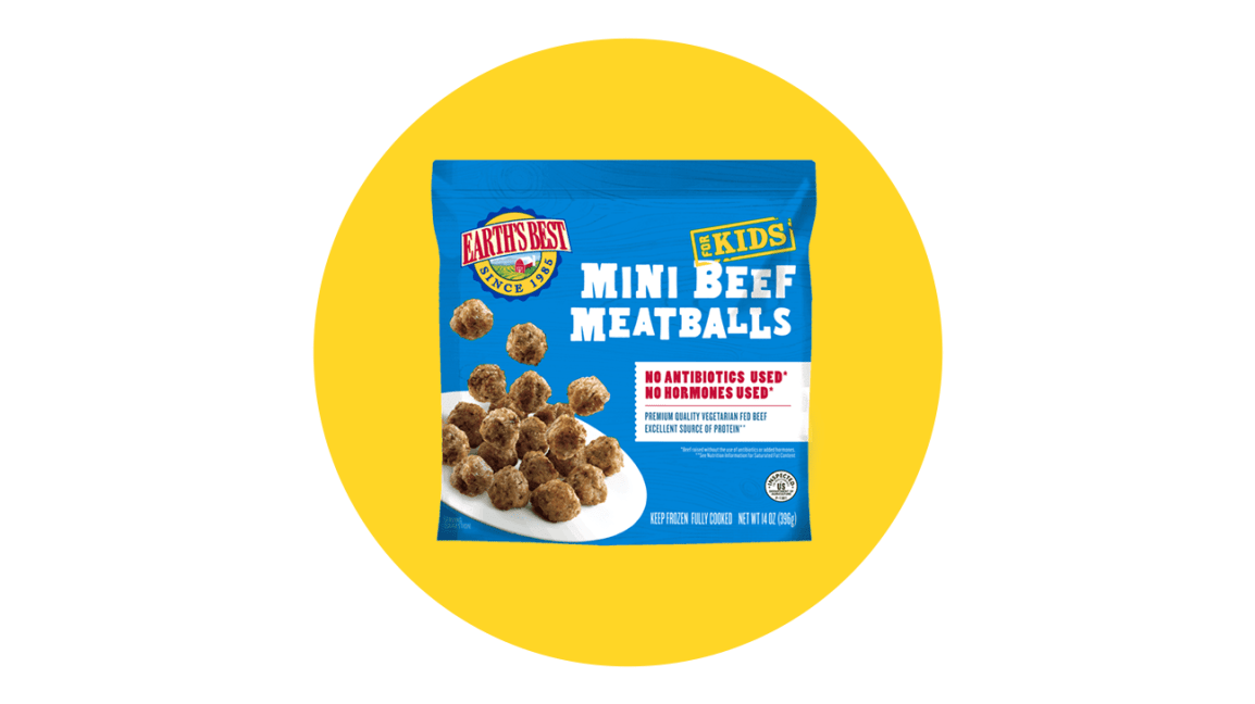 keto frozen meals earth's best