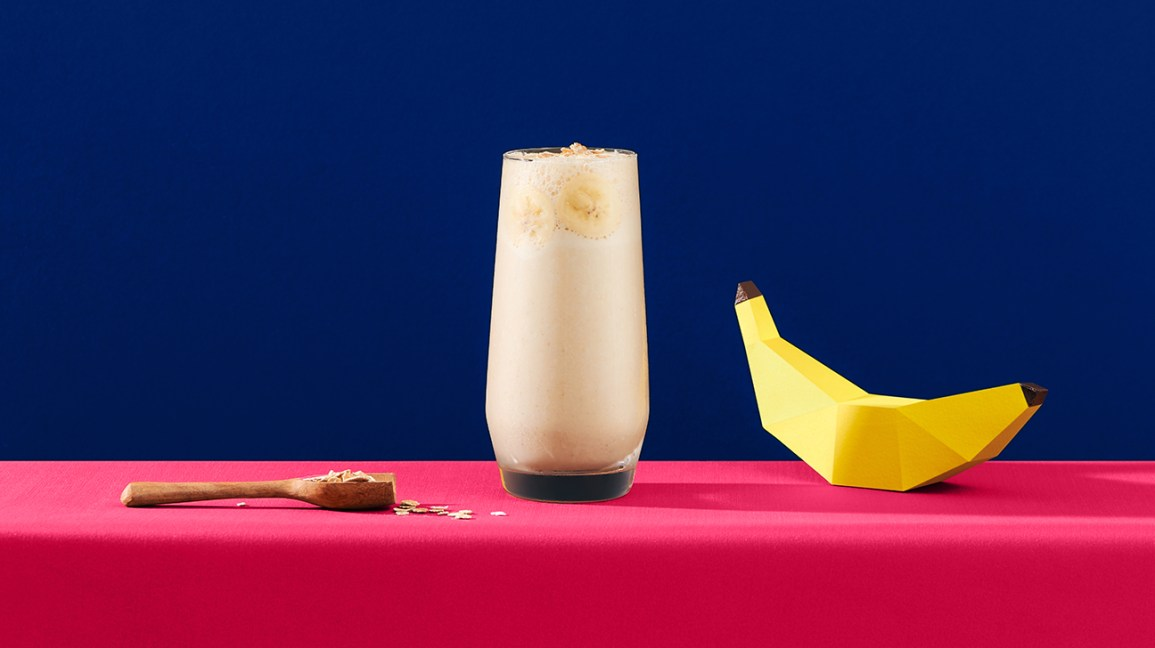 banana shake benefits