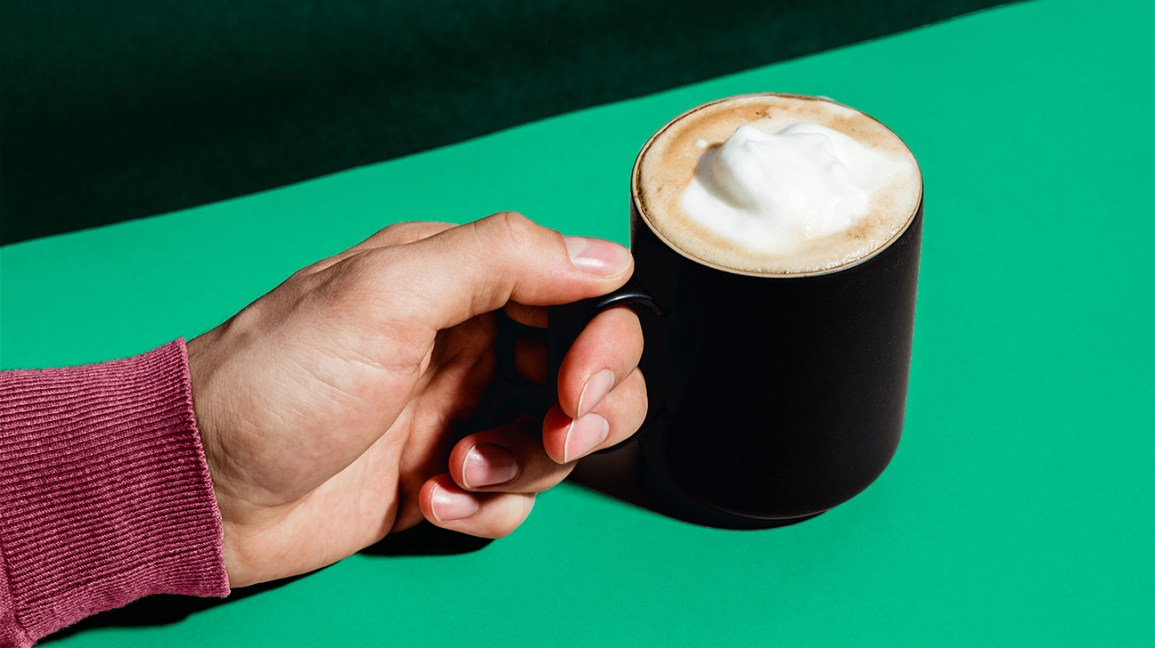 how my electric milk frother changed my coffee routine forever
