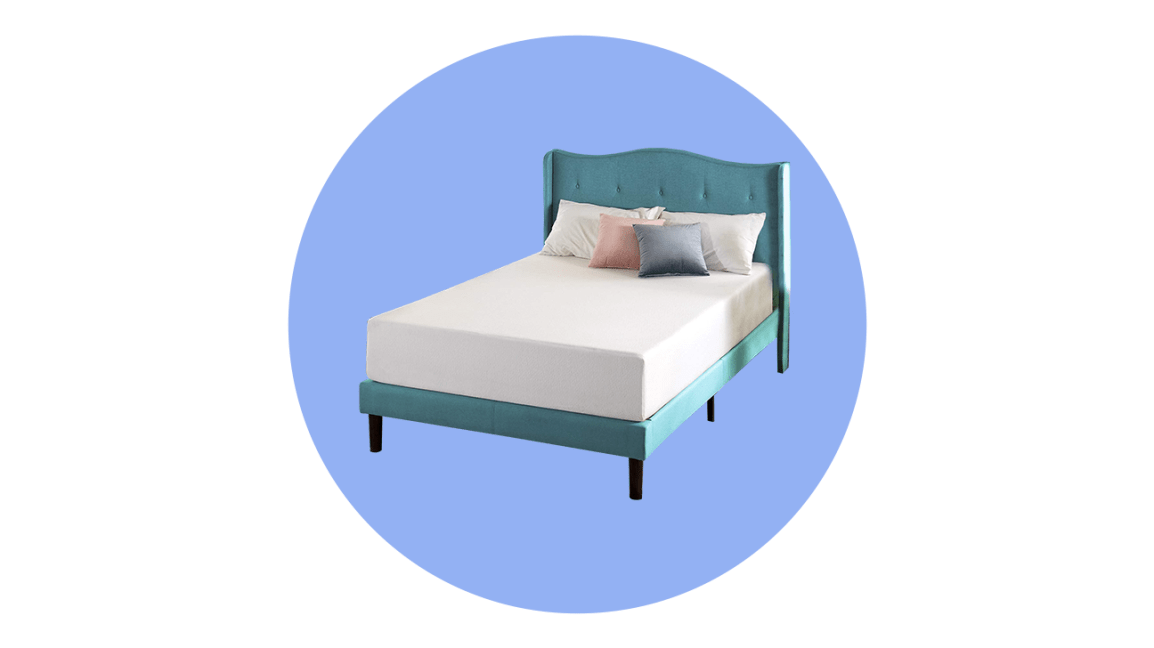 best memory foam mattress zinus