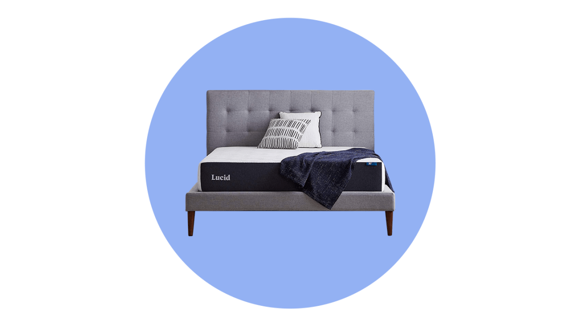 best memory foam mattress lucid