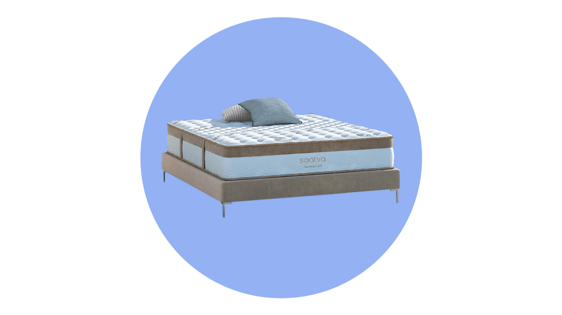 best memory foam mattress saatva
