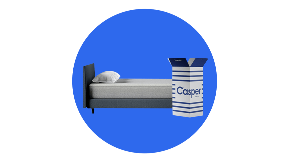 best mattress for adjustable bed casper