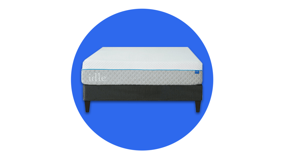 best mattress for adjustable bed idle hybrid