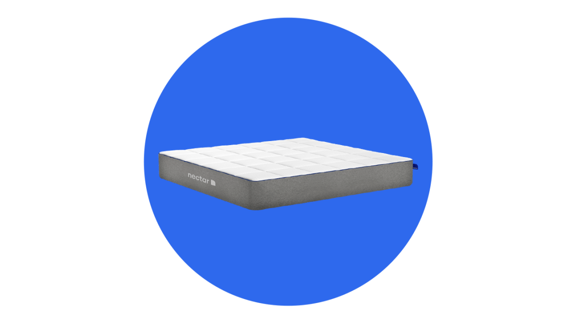best mattress for adjustable bed nectar