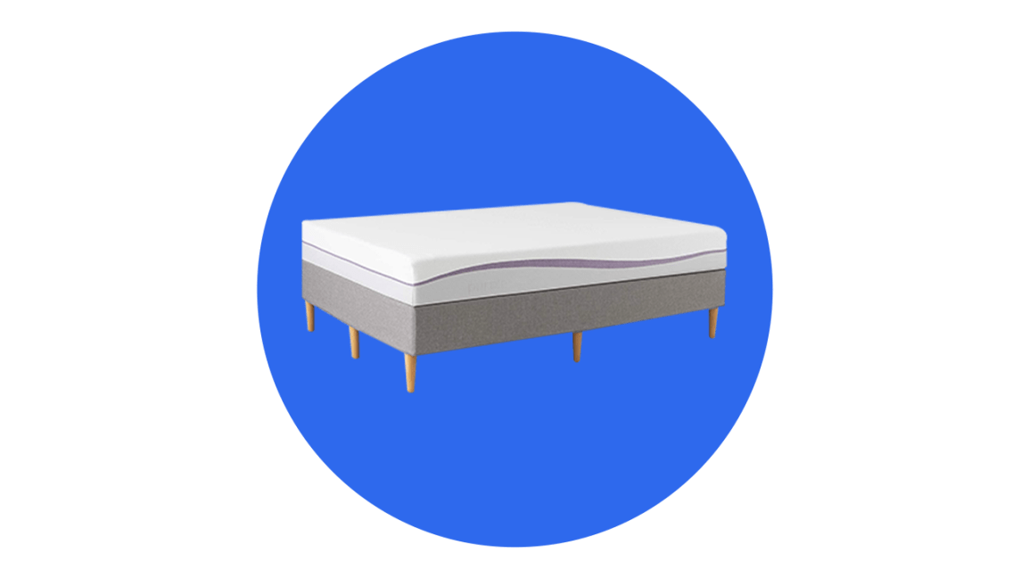 best mattress for adjustable bed purple