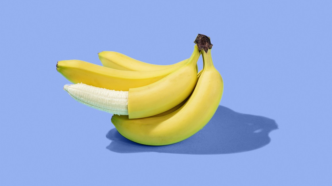 banana with some peel missing to symbolize circumcision header
