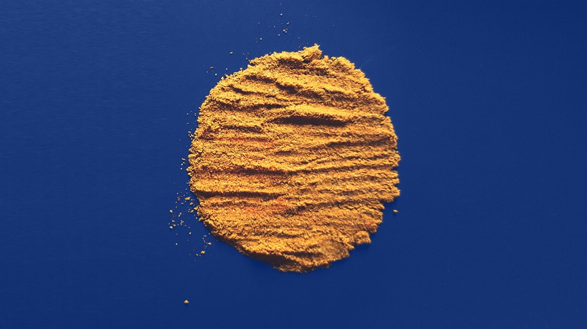 Cumin powder header