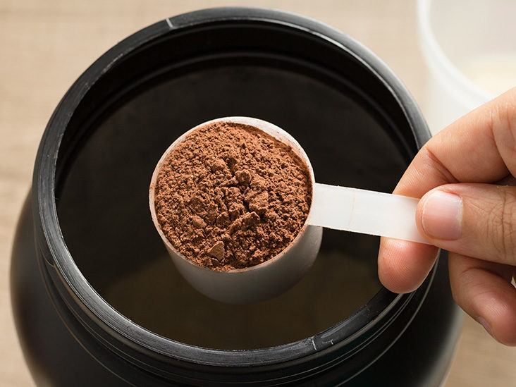 Protein powder: 7 of the best options for building muscle