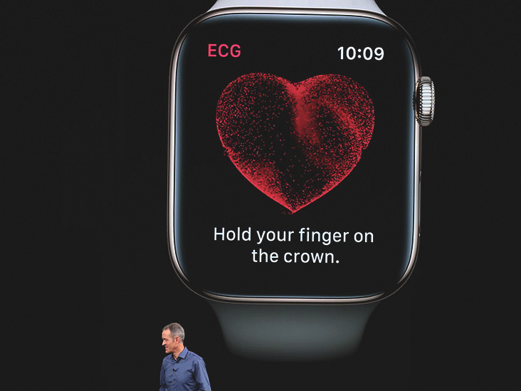 Wearable Device May Be Able To Predict >> Apple Watch Heart Monitor