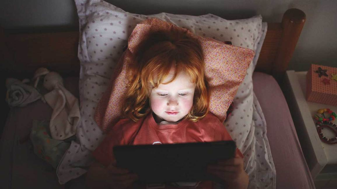 Kids Turn To Screens To Cope With >> Screen Time And Kids Cognition
