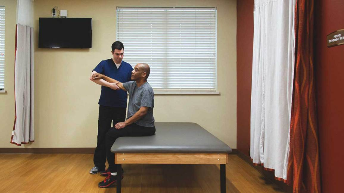 New Therapy Can Double Rate of Recovery for Stroke Patients