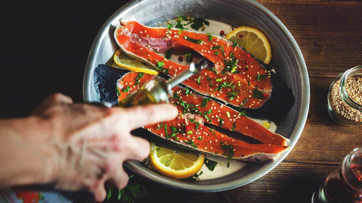 Mediterranean Diet May Help Prevent This Common Cause of Blindness