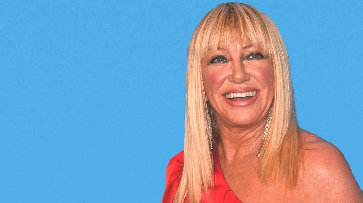 Suzanne Somers Didnt Regrow Breast With Stem Cell Treatment