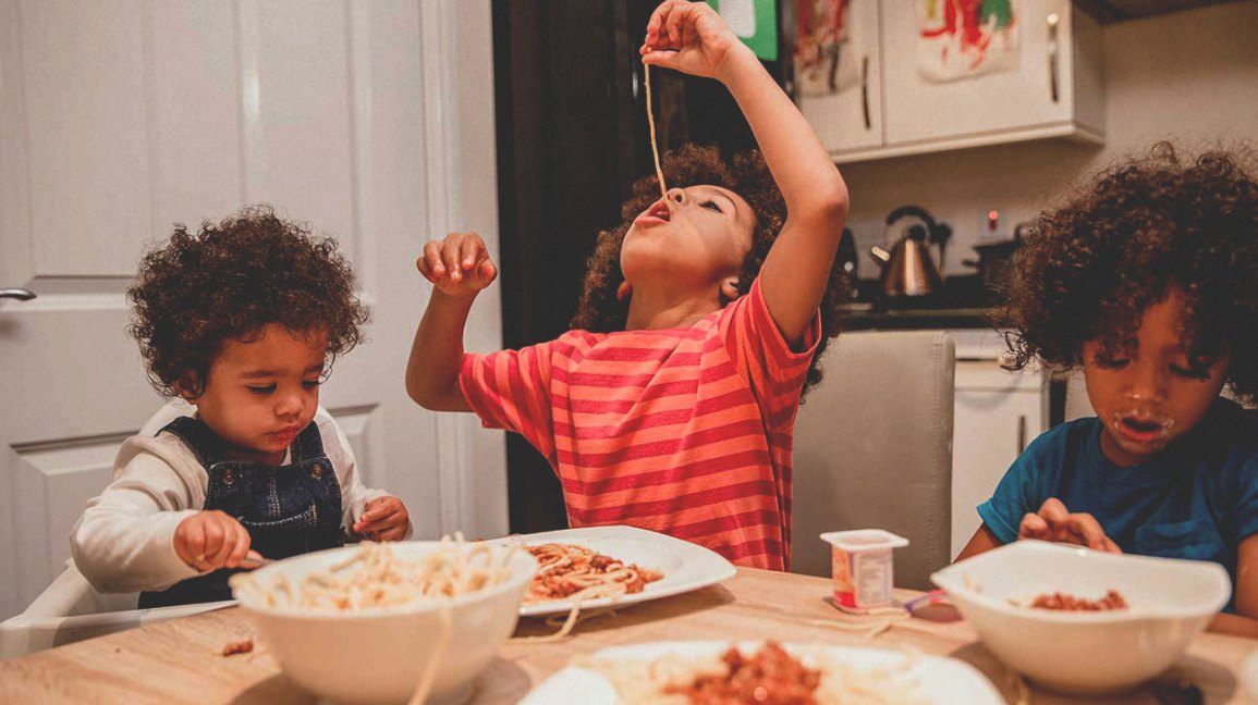 Best Dinnertime Rules for Kids