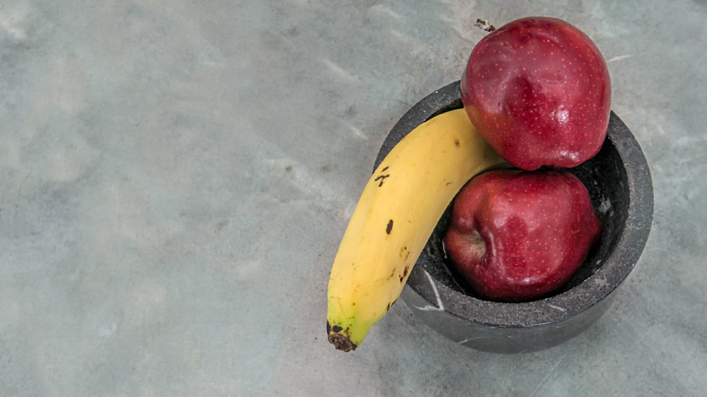 Pain after sex with banana