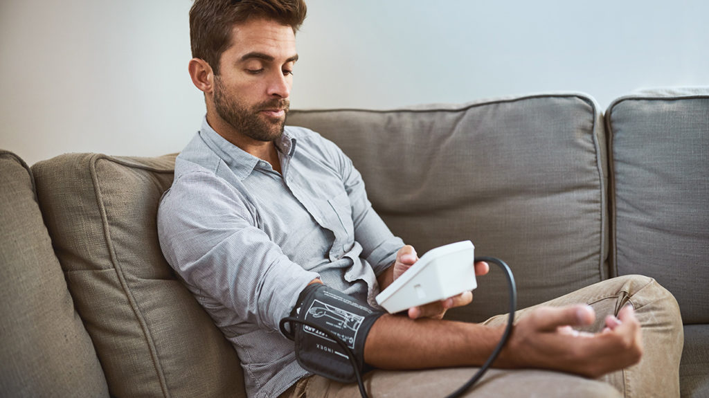 High Blood Pressure Tests From Home