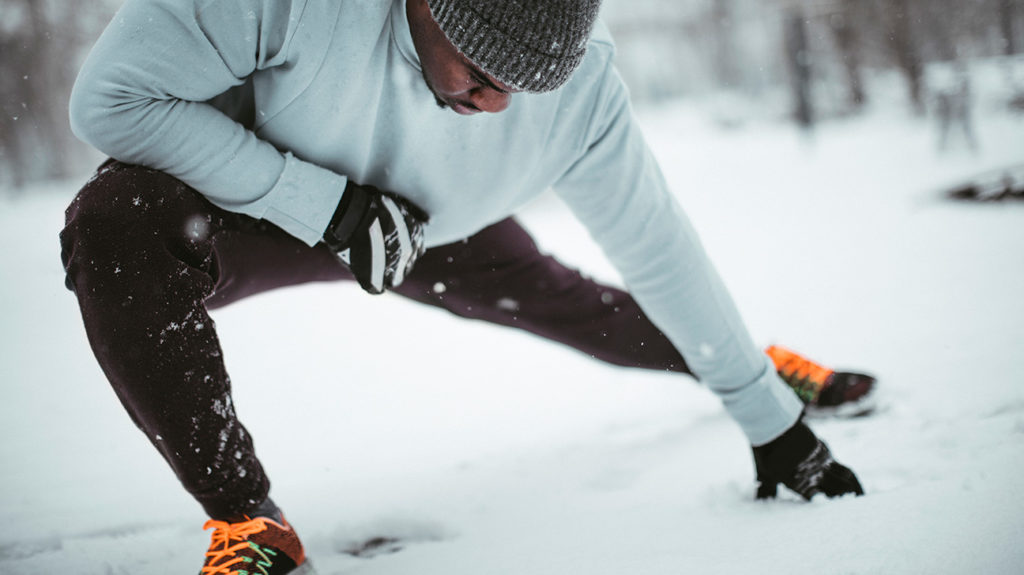Feel the Brrr: Exercising in the Cold Can Give Your Workout a Boost