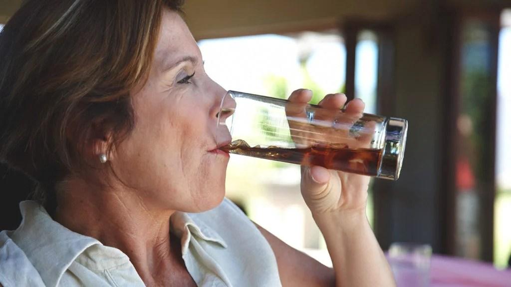 diet drinks stroke heart disease