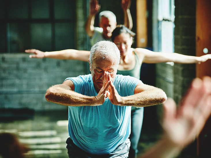 Doing Yoga for as Little as 8 Weeks May Help Ease RA Symptoms