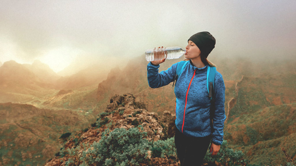 Why do you get more thirsty when dieting?